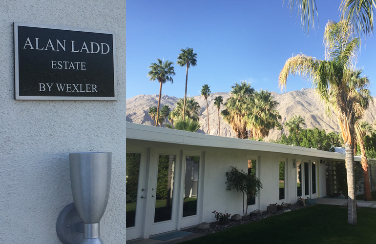 alan ladd house palm springs