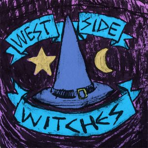sketchbook ink drawing west side witches